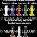 All Plastic Menu-Roll®
